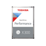 "Toshiba X300 3.5"" 8000 GB Serial ATA III"