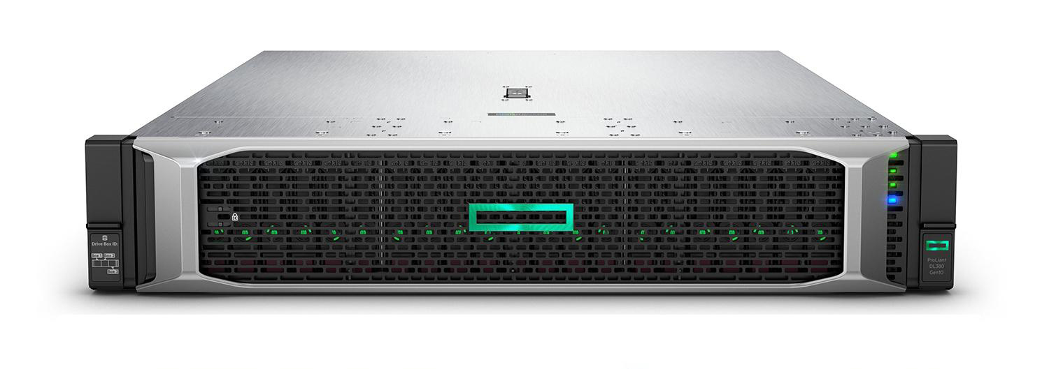Hewlett Packard Enterprise ProLiant DL380 Gen10 server Intel Xeon Gold 2.1 GHz 32 GB DDR4-SDRAM 60 TB Rack (2U) 800 W