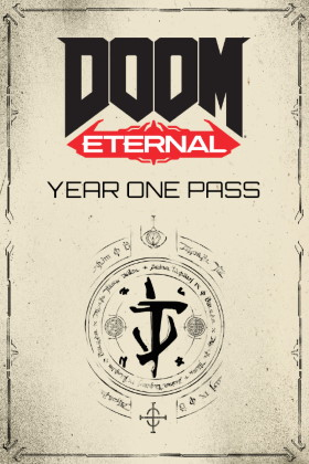 Nexway DOOM Eternal - Year One Pass Video game downloadable content (DLC) PC Inglés
