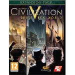 2K Sid Meier's Civilization V: Brave New World PC