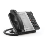 Mitel MiVOICE 5330e IP phone Black Wired handset