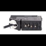 APC IT Power Distribution Module 2 Pole 3 Wire 30A L2-L3 L6-30 380cm power distribution unit (PDU) Black 1 AC outlet(s)