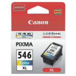 Canon 8288B001 (CL-546 XL) Printhead cartridge color, 300 pages, 13ml