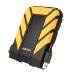 ADATA HD710 Pro external hard drive 1000 GB Black,Yellow