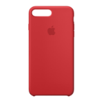"Apple MQH12ZM/A mobile phone case 14 cm (5.5"") Skin case Red"