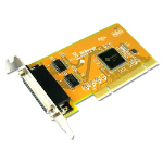 Sunix COMCARD-2LP Dual Port Serial IO Card Low Profile PCI Card - 2Port RS-232 Universal PCI Low Profile S