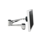 Atdec SPACEDEC Acrobat Articulated Wall Arm - Bk Black