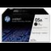 HP 05A Origineel Zwart 2 stuk(s)
