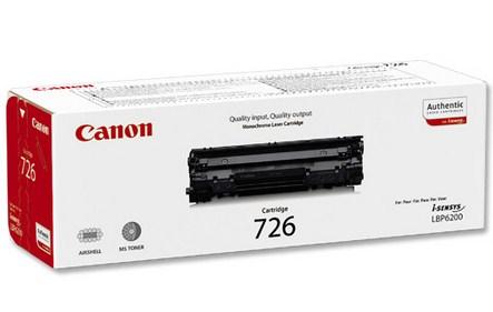 Canon CRG-726 Original Negro
