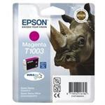 Epson Rhino Singlepack Magenta T1003 DURABrite Ultra Ink
