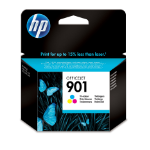 HP 901 originele drie-kleuren inktcartridge