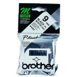 Brother M-K221B cinta para impresora de etiquetas Negro sobre blanco