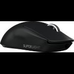 Logitech G PRO X mouse Right-hand RF Wireless 25400 DPI