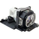 Boxlight Generic Complete Lamp for BOXLIGHT CP-745e   (3 pin connector) projector. Includes 1 year warranty.