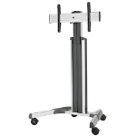 Chief LPAUS multimedia cart/stand Silver Flat panel