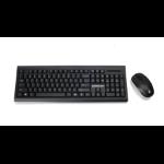 iogear GKM552RB keyboard RF Wireless Black