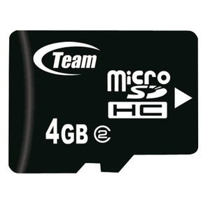 Team Group Micro SDHC 4GB