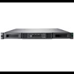 Hewlett Packard Enterprise StoreEver MSL 1/8 G2 (STEVENT-002) autocargador y biblioteca de cintas 96 GB 1U