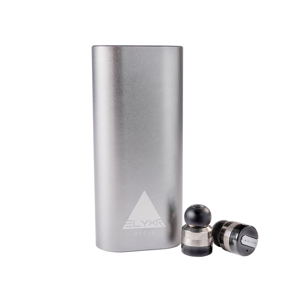 ELYXR AUDIO Air True W-s Earb - Gunmet