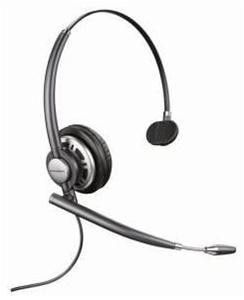Plantronics EncorePro DW291N/A Headset Head-band Black,Silver