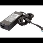 HP 710413-001 power adapter/inverter Indoor 90 W Black