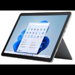 "Microsoft Surface Go 3 128 GB 10.5"" 10th gen Intel® Core™ i3 8 GB Wi-Fi 6 (802.11ax) Windows 11 Pro Platinum"