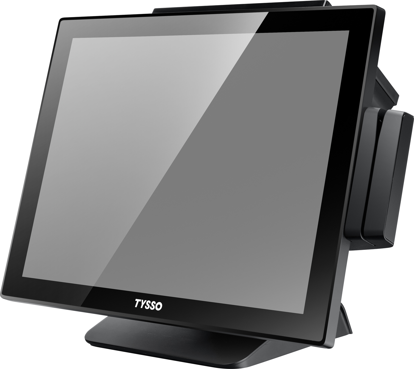 "Tysso 15.1"" Touchscreen terminal P-CAP screen, 64GB SSD 4GB RAM, J1900 Quad Core, No O/S - Approx 1-"