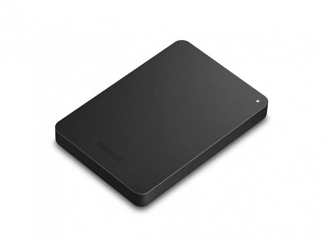 Buffalo HD-PNFU3 4000GB Black external hard drive