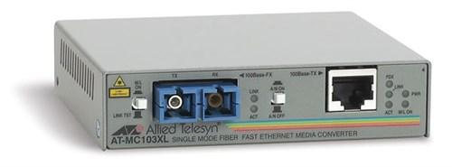 Allied Telesis AT-MC103XL network media converter 100 Mbit/s 1310 nm