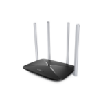 Mercusys AC12 wireless router Dual-band (2.4 GHz / 5 GHz) Fast Ethernet Black