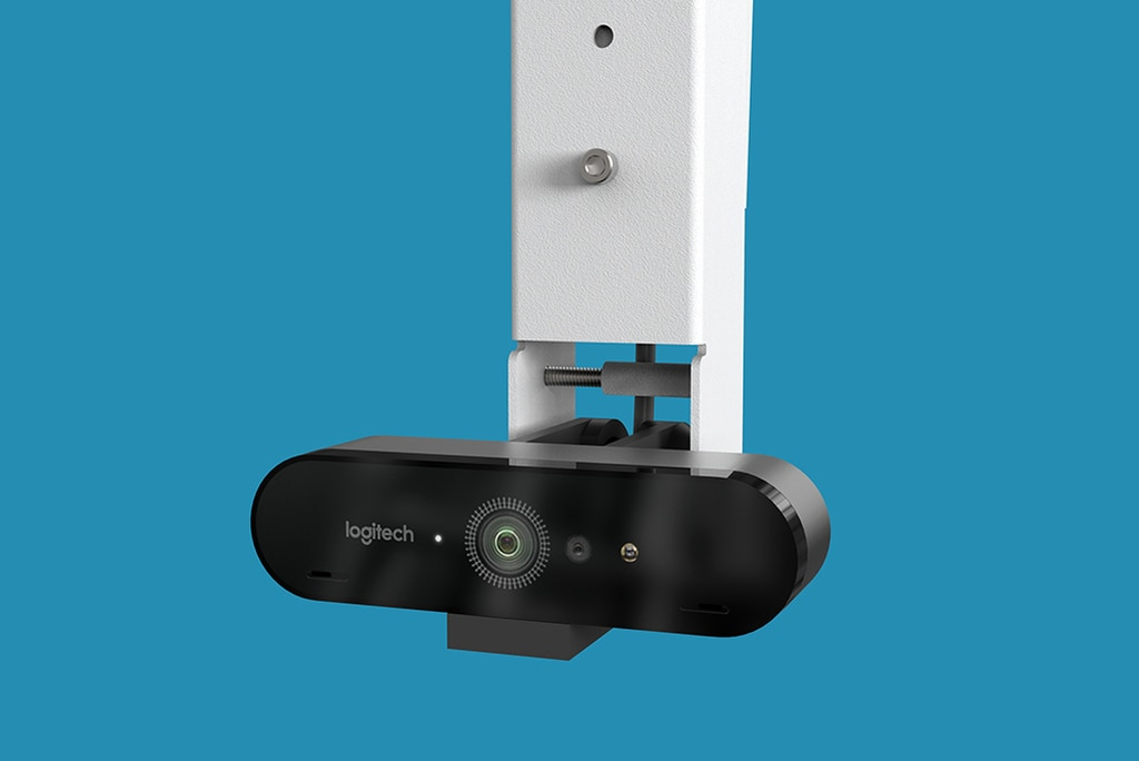 Heckler Design H573-SW video conferencing accessory Ceiling mount White