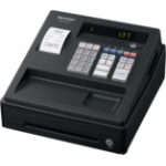 Sharp XE-A137-BK cash register 200 PLUs Thermal Transfer LED