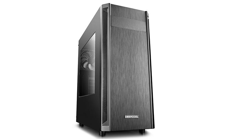 DeepCool D-Shield V2 computer case Midi-Tower Black