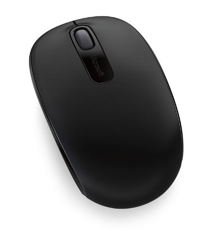 Microsoft Wireless Mobile 1850 mouse RF Wireless Ambidextrous
