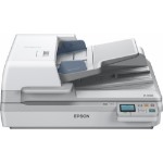 Epson WorkForce DS-60000N Flatbed & ADF scanner 600 x 600DPI A3 White