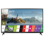 "LG 65UJ6300 65"" 4K Ultra HD Smart TV Wifi Negro televisor LED"