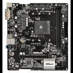 Asrock A320M-DGS Socket AM4 AMD A320 micro ATX