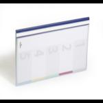 Durable Divisoflex PVC Blue folder