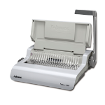 Fellowes Pulsar+ 300 Manual binding machines 30sheets Grey
