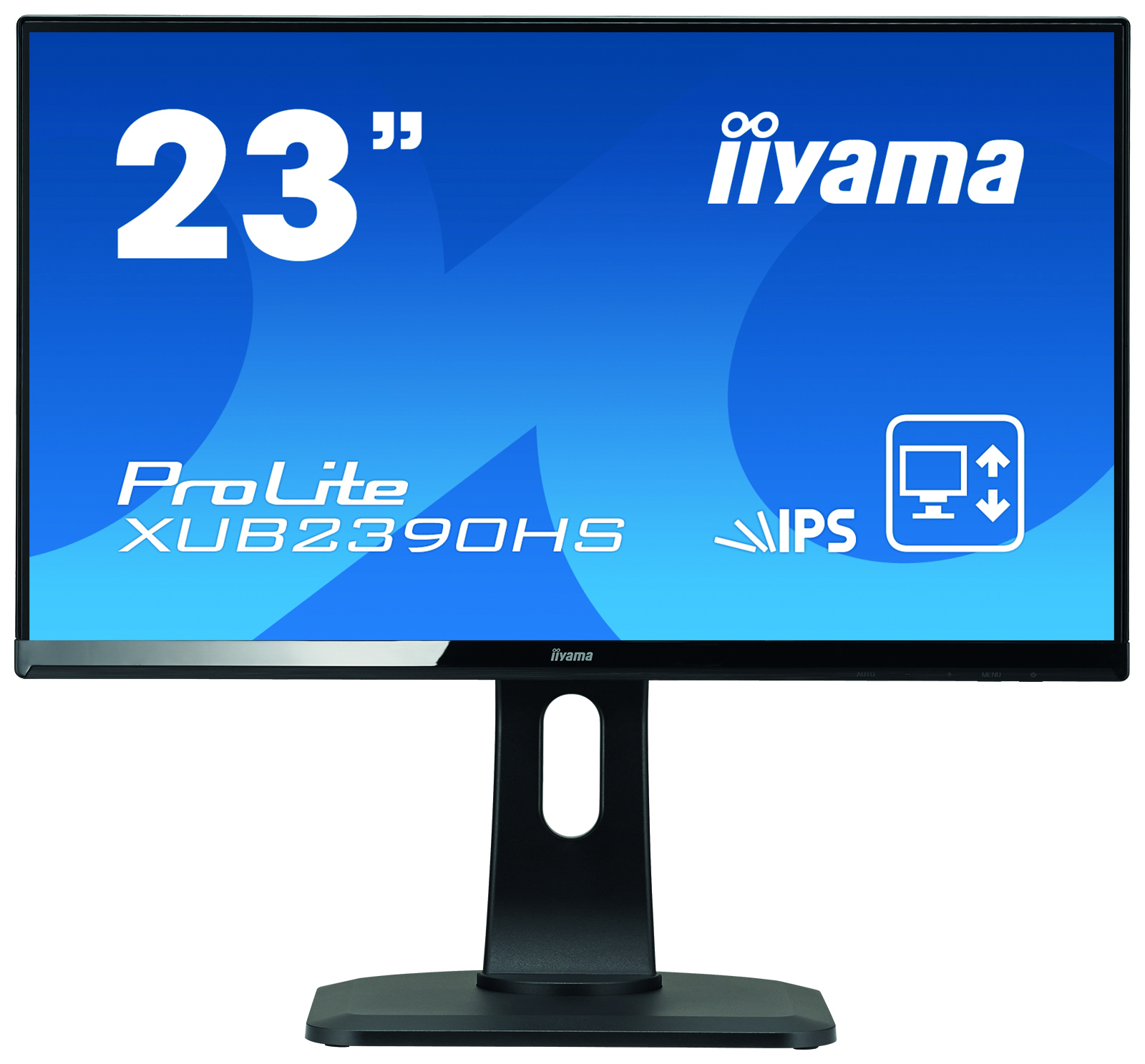 iiyama ProLite XUB2390HS-B1 LED display 58.4 cm (23