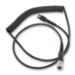 Zebra CBA-RF4-C09ZBR accesorio para dispositivo de mano Cable de carga Negro