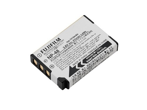 Fujifilm NP-48 camera/camcorder battery Lithium-Ion (Li-Ion) 1010 mAh
