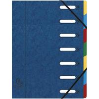 Exacompta 55072E folder A4 Blue, Multicolor