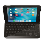 Logitech Focus Bluetooth ABC Black mobile device keyboard