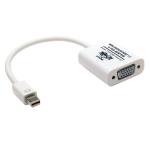 Tripp Lite Keyspan Mini DisplayPort 1.2 to VGA Active Adapter Converter (Mini-DP Male to VGA Female), 15.24 cm (6-in.)