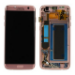Samsung GH97-18533E mobile phone spare part Display Pink gold
