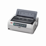 OKI ML5790 ECO 24 pin dot matrix, 80 columns, 576cps in super speed draft mode, Parallel and USB, 3 year warranty (upon registration)