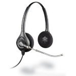 Plantronics SupraPlus Digital D261/A headset Binaural Head-band Black