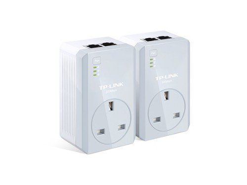 TP-LINK AV500 500Mbit/s Ethernet LAN White 2pc(s)