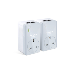 TP-LINK AV500 500Mbit/s Ethernet LAN White 2pc(s) PowerLine network adapter